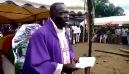 """Roman Catholic Cleric tells Biya: """"We do not want this war in Southern Cameroons"""""""