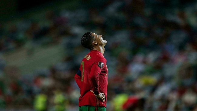 FIFA World Cup: Record-breaking Ronaldo rescues Portugal with late double