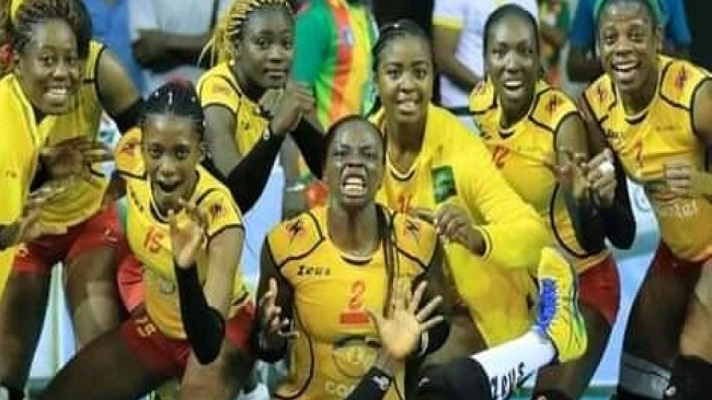 Africa Cup of Nations Women's Volleyball: Cameroon is champion for the third time