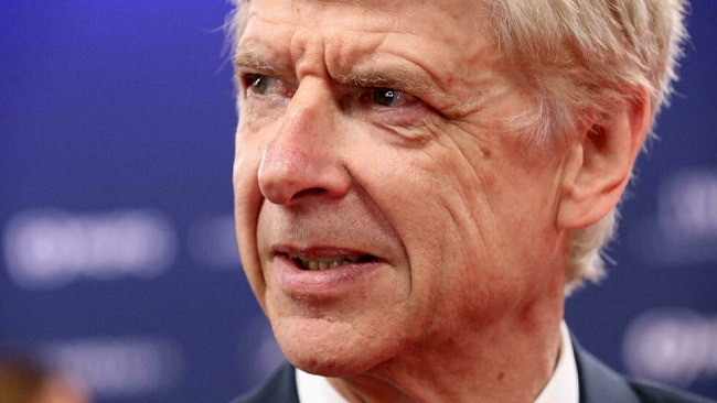 Football: Wenger calls for World Cup every two years