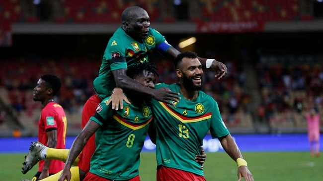 Indomitable Lions: Choupo-Moting double powers Cameroon to victory as Ivory Coast thrash Malawi