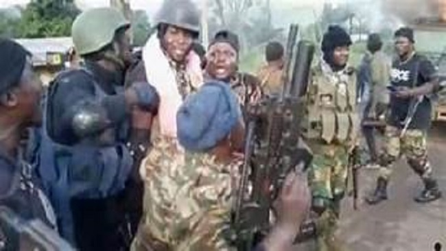 Ambazonia Revolutionary Guards make rapid advances amid clashes with government troops