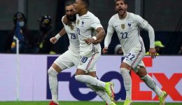 Football: France wins Nations League in late-scoring 2-1 final against Spain