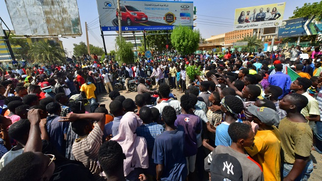 Anti-coup protests in Sudan continue with 7 killed, 140 injured