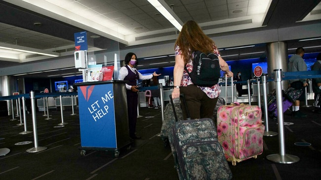 Fully vaccinated foreign visitors can enter US from Nov 8